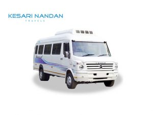 Hire tempo traveller in Pune