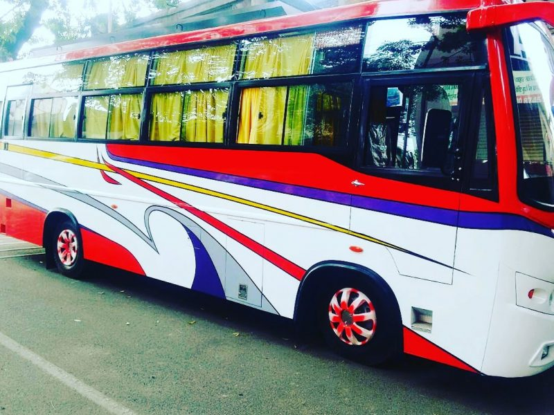 bus hire in pune mumbai